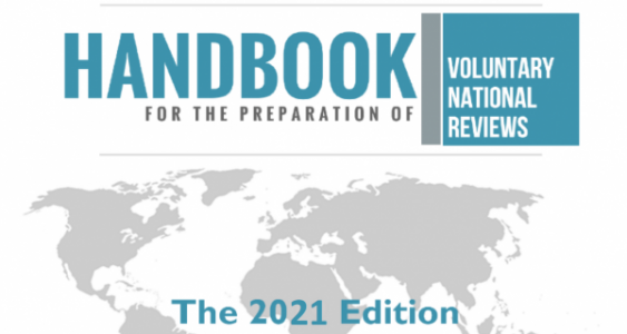 Handbook for preparation of Voluntary National Reviews (The 2021 Edition)
